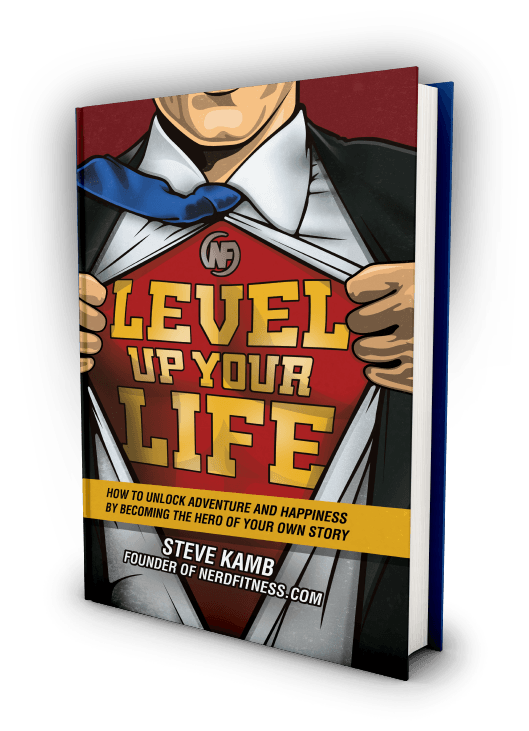 Level Up Your LIFE!